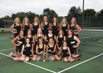 Girls-Tennis-Team