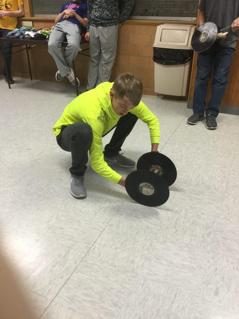 Freshman Build Mouse Trap Cars Perham Dent Public Schools