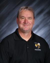 PWMS Principal Scott Bjerke